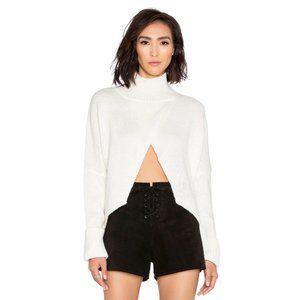 One Teaspoon First Class High Neck Sweater Size XS